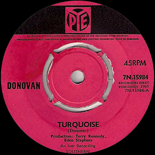 donovan single personals Find donovan discography, albums and singles on allmusic.