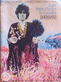 Donovan Unofficial A Gift From A Flower To A Garden